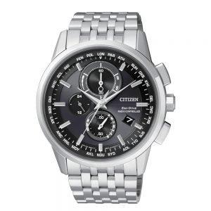 Orologio cronografo Radiocontrollato Uomo H804