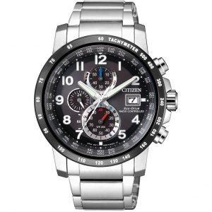 Orologio Cronografo Radiocontrollato Uomo H800 Sport