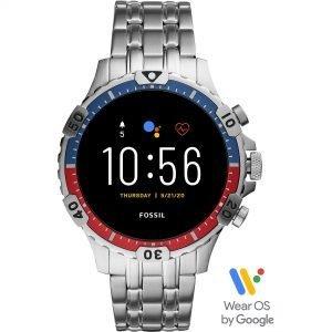 Orologio Smartwatch Uomo Garrett Hr Gen-5