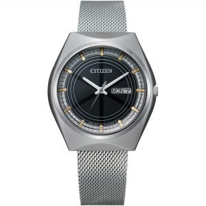 Orologio Donna Eco Drive Special Edition Crystron 1974 Mesh