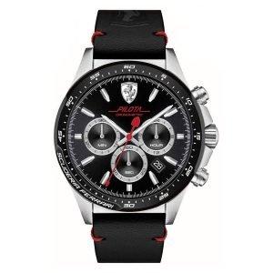 Orologio Cronografo Uomo Pilota
