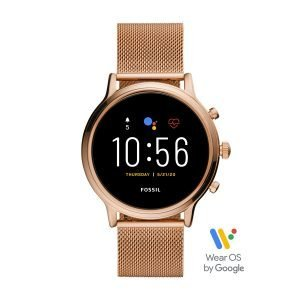 Orologio Smartwatch Julianna HR Rose Gold Mesh