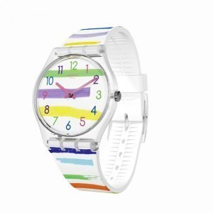 Orologio Unisex Swatch Mediterranean Views