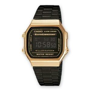 Orologio Unisex Casio Vintage Iconic Black/Gold