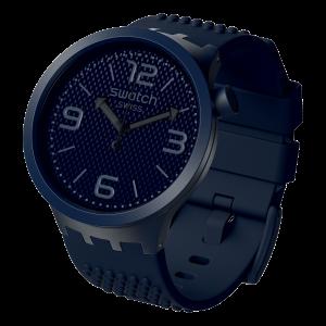 Orologio Uomo Solo Tempo Navy Swatch Big Bold