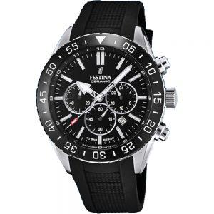 Orologio Cronografo Ceramic