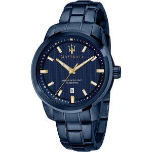 Orologio Solo Tempo Blue Edition