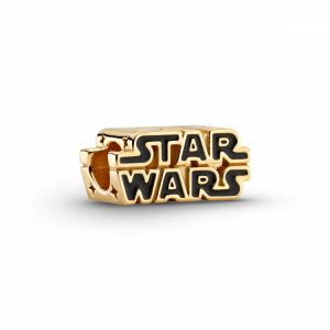 Charm Star Wars Logo 3D