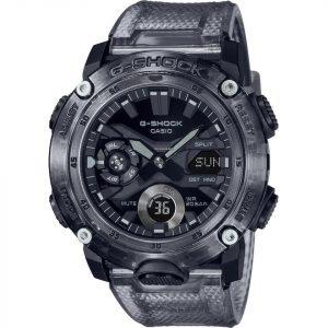 Orologio G-Shock Grey Skeleton