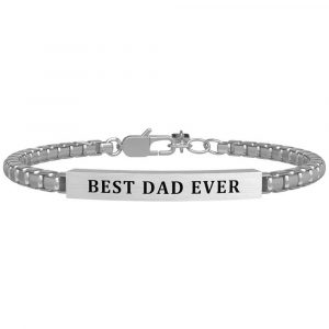 Bracciale Best Dad Family