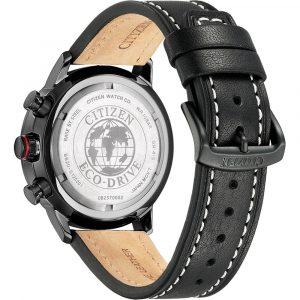 Orologio Cronografo Eco-drive Aviator