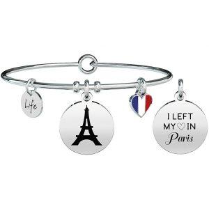 Bracciale I Left My Heart In Paris