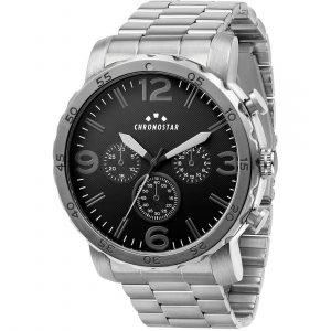 Orologio Cronografo Uomo Casual