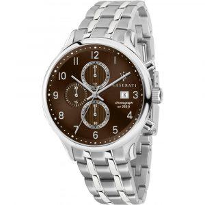Orologio Cronografo Uomo Gentleman