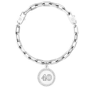 Bracciale 40 The Best Is Yet To Come